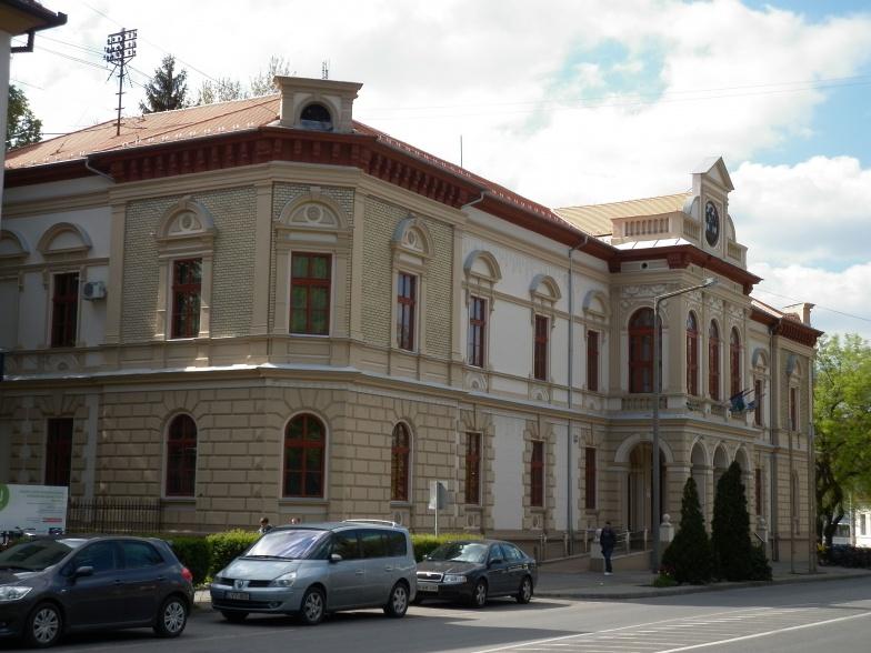 Polgármesteri Hivatal épülete felújítás után