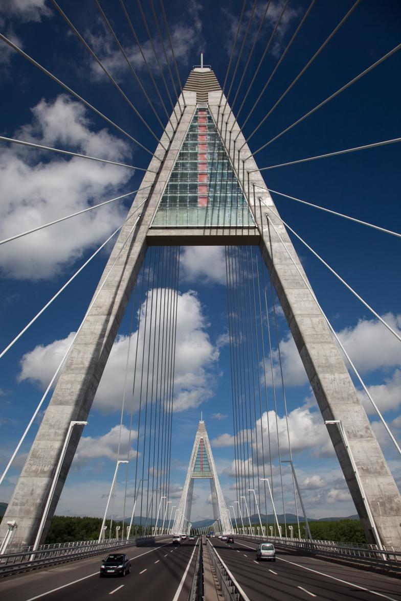Megérkezés – Megyeri híd