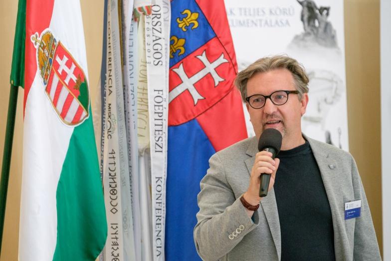 Krizsán András MÉSZ elnök köszöntője