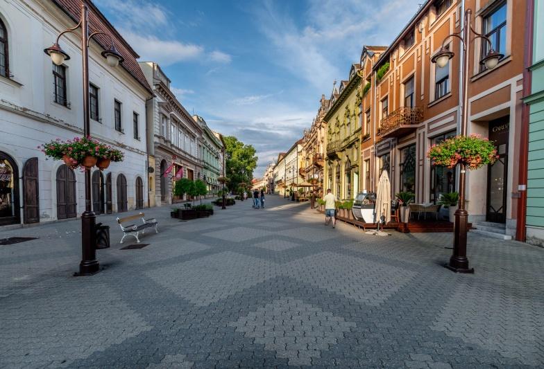Sétáló utca