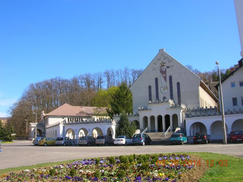 Templom tér